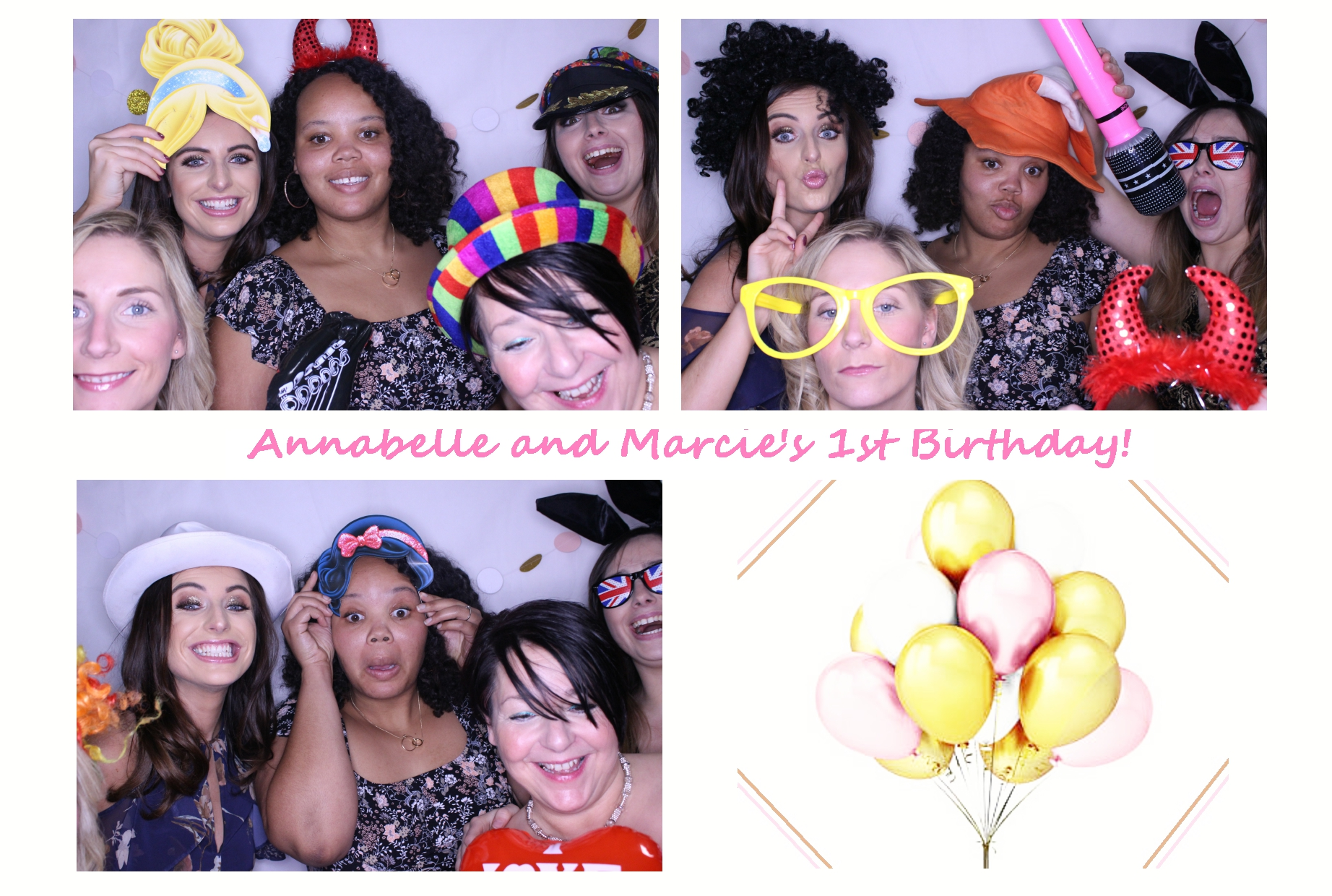 photo booth hire weddings
