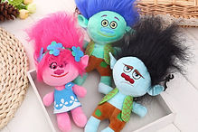 Trolls themed birthday parties