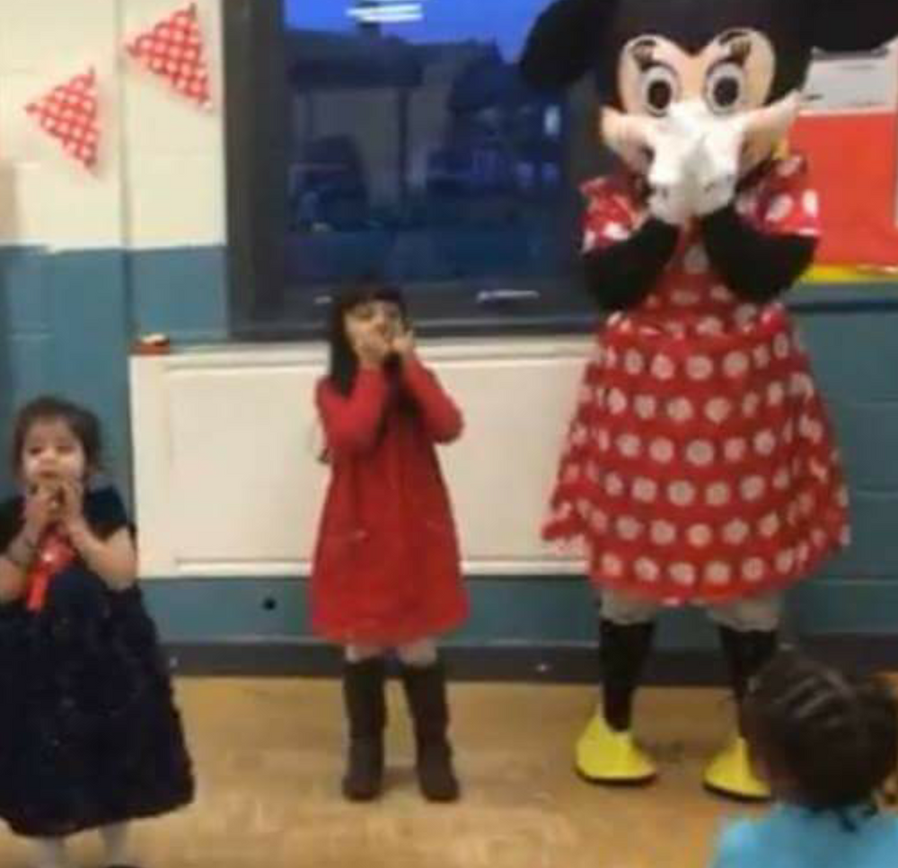 mickey and minnie mouse birthday parties