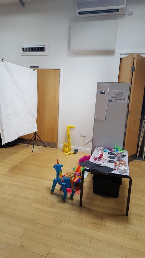 kids party ideas birmingham selfies