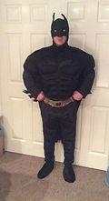 batman appearances birmingham superhero parties