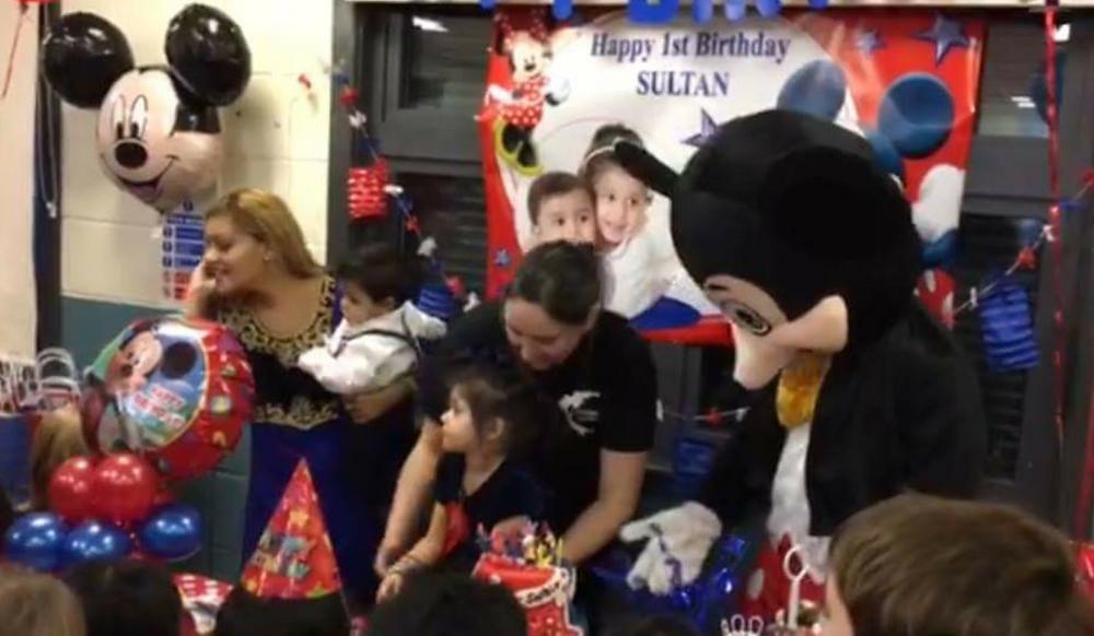 children's birthday parties and entertainment