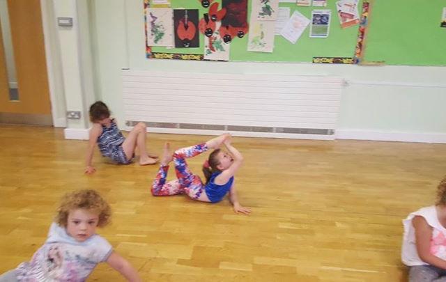 dance classes mere green