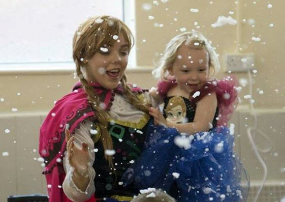 frozen characters birmingham