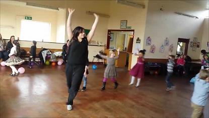 children's birthday party entertainment birmingham