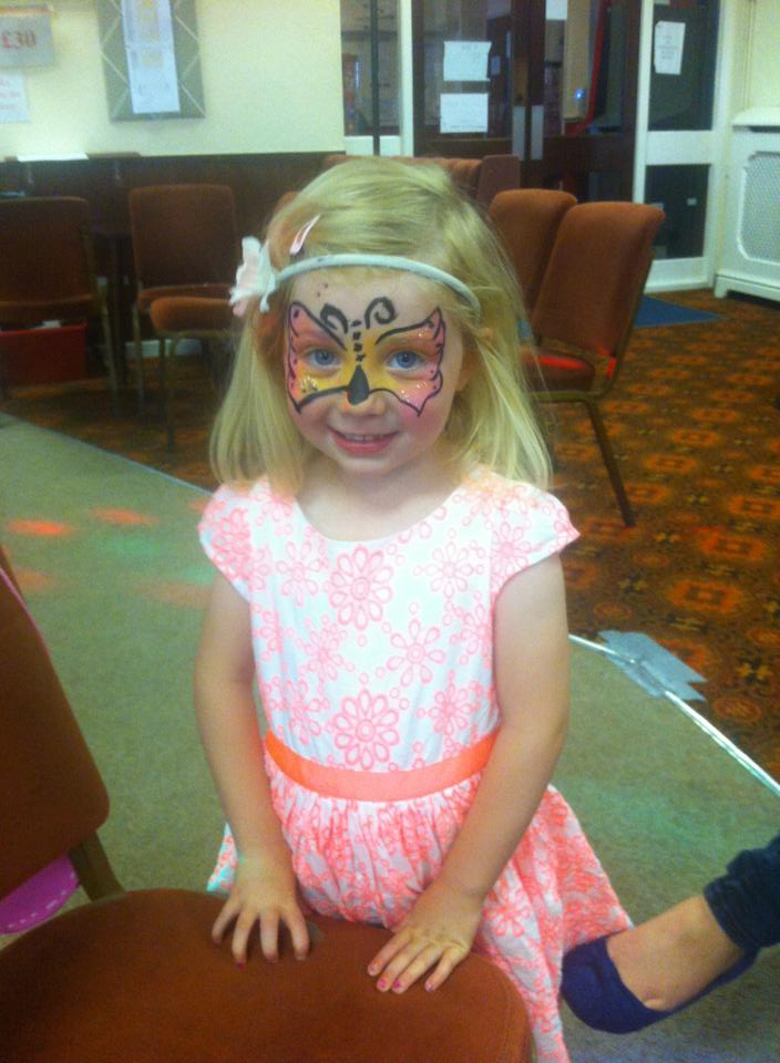 Face Painter Children's Entertainer