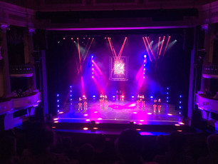 L.H.Dance School perform at Birmingham Hippodrome!