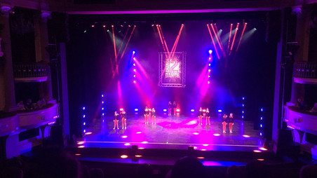 L.H.Dance School perform at Birmingham Hippodrome!