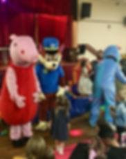 character hire birmingham