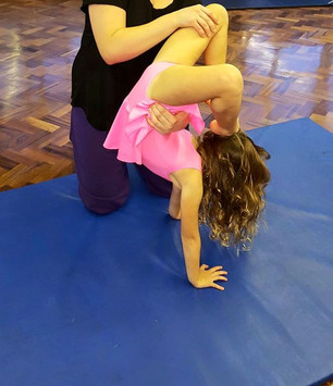 Acro Dance Class in Mere Green, Sutton Coldfield!