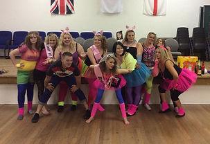Dance Hen Parties Birmingham