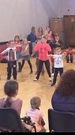 dance birthday parties, dance themed birthdays birmingham