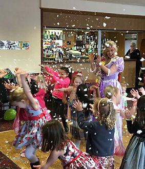 children's entertainers birmingham