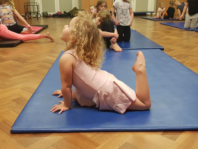 childrens dance classes