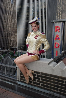 Top of Radio City Music Hall