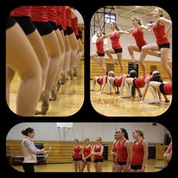 Forsyth Central HS Dance Team Coach