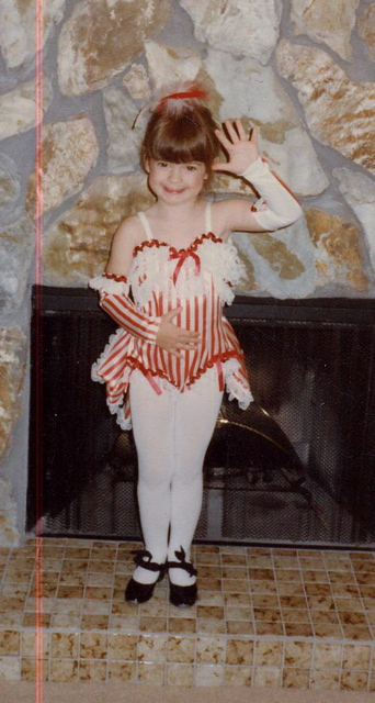 1st Dance Recital - 3 Yrs.