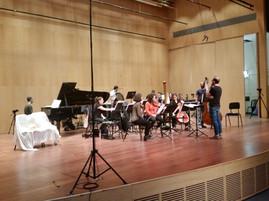 Seltenreich's ICD-10 Premiere Concert