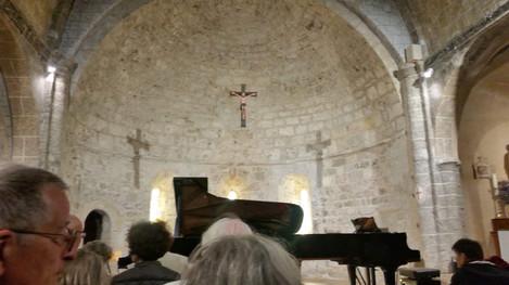 Seltenreich at Festival Messiaen