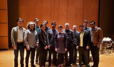 Sound Icon Concert Participants