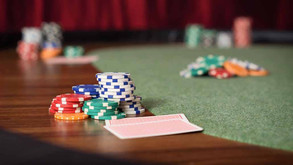 ARE POKER FANS AS LOYAL AND AS CRAZY AS THOSE IN OTHER SPORTS?
