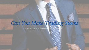 How Much Money Can You Make Trading Stocks?