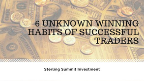 6 Unknown Winning Habits of Successful Traders