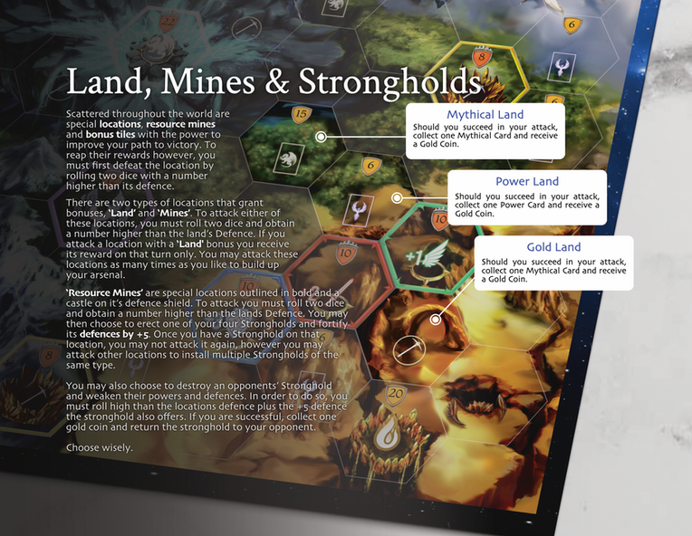Land, Mines & Strongholds 7