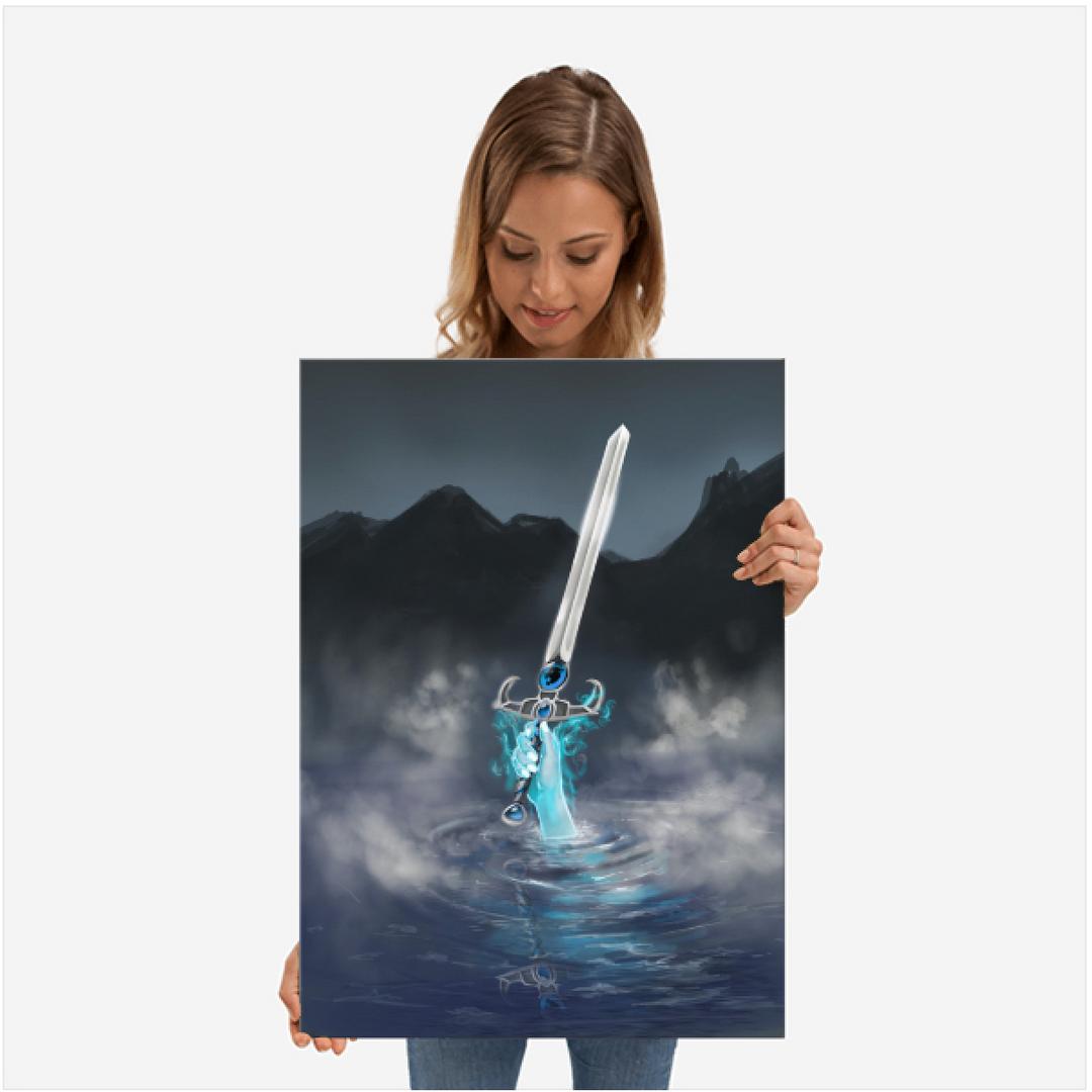 Sword Of The Sea