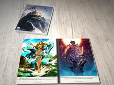 The Art Book Of Mythology & Mythalix