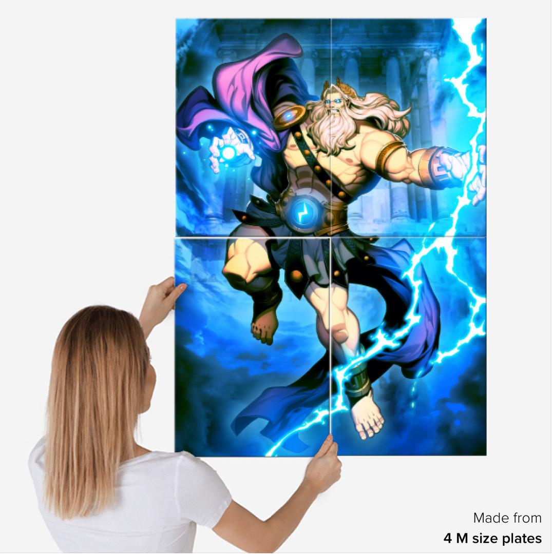 Zeus X-Large Print