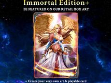 Immortality Box Art + Mythalix Chapter 1: Greek Mythology