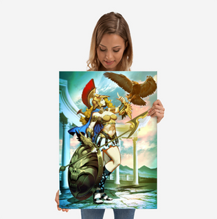 Athena Print