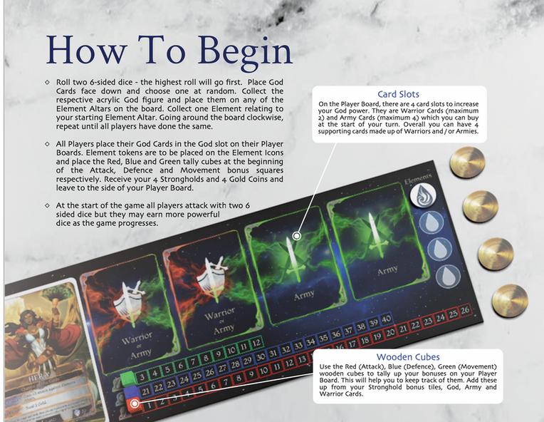 How To Begin 3