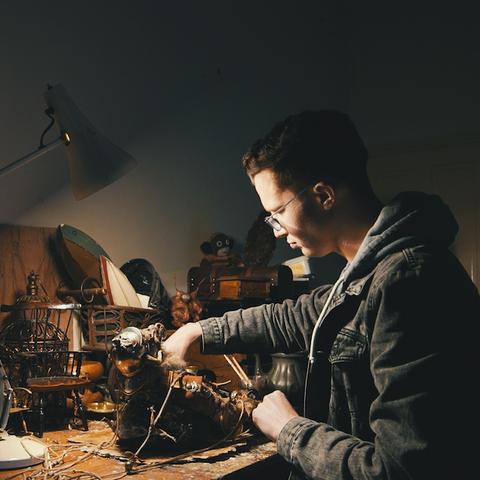 Tom Ellis | Curious Oddities - Documentary