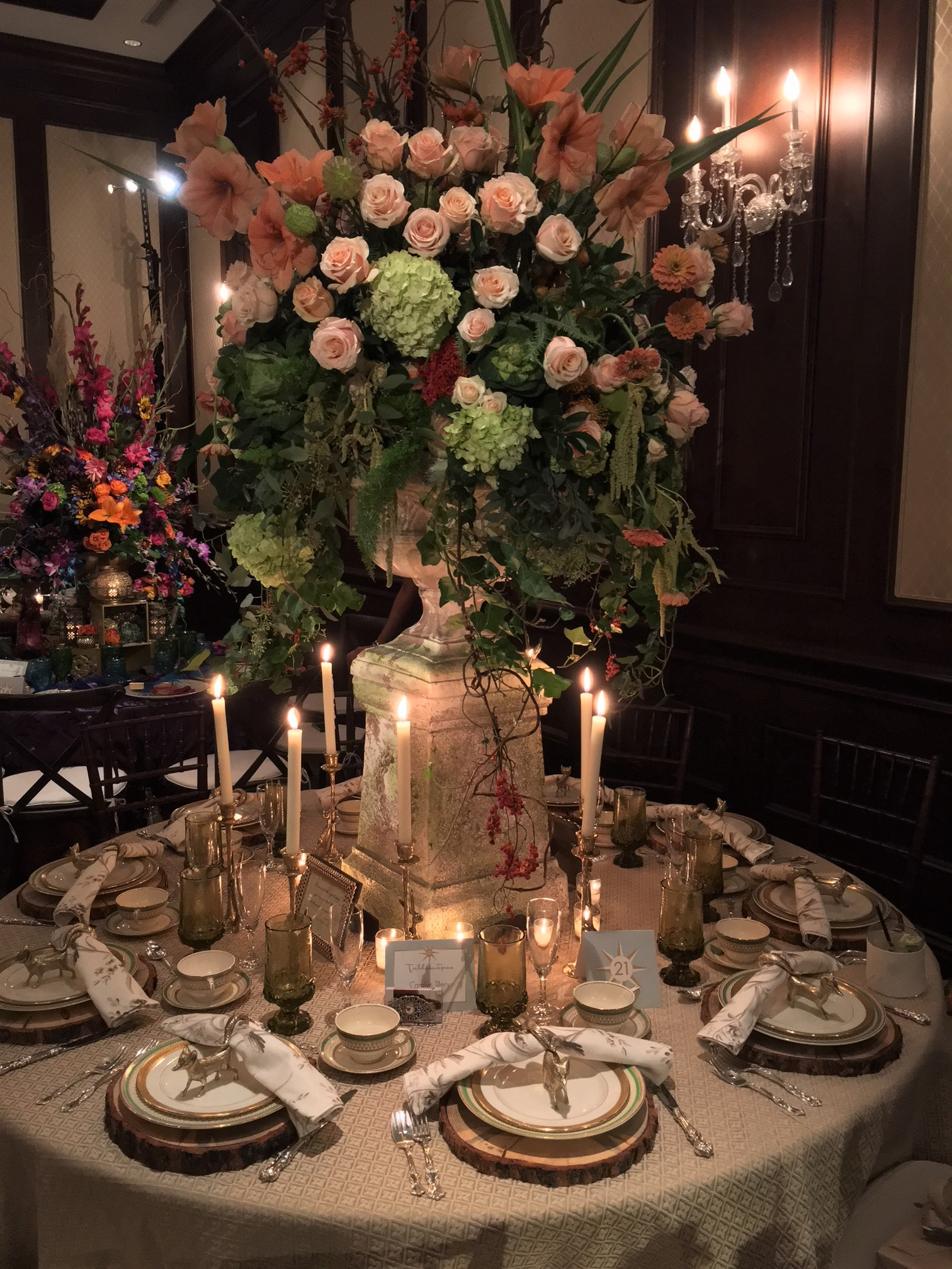 Kappa Tablescapes