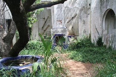 Blog Text - Stewarts Mansion Courtyard P