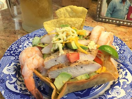 El Dorado Taco Salad
