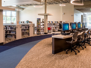 Reopen library facilities