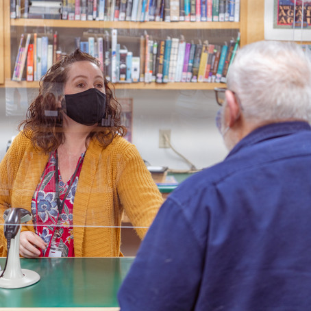 Libraries play vital role supporting mental health