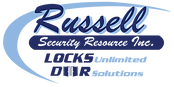 Russell Security New Logo - Transparent.