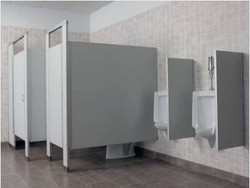 Restroom Partitions