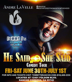 Andre LaVelle