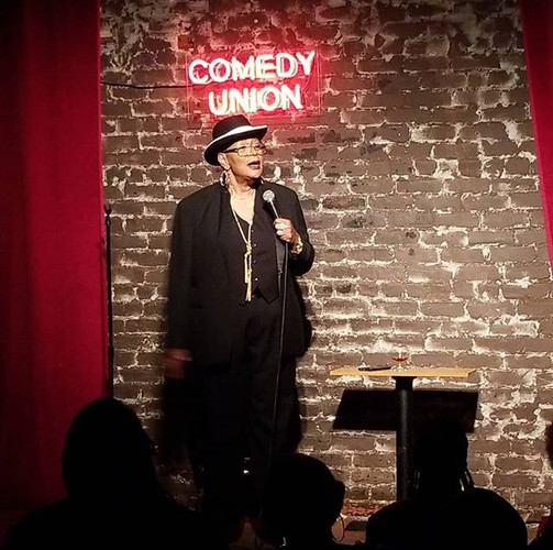 Unfiltered Comedy Tour