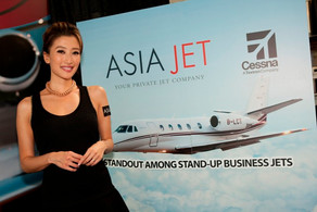 Asia Jet Citation XLS Launch Event