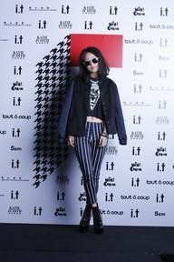 TICKaLOOK x Fashion Walk x IT