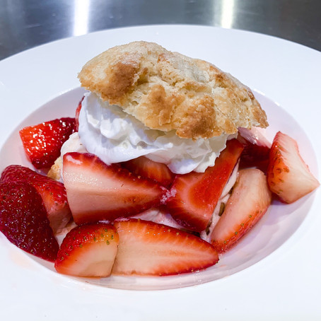 Strawberry Shortcake: My Personal Mother's Day Tradition