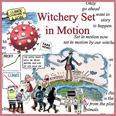 Witchery Set in Motion