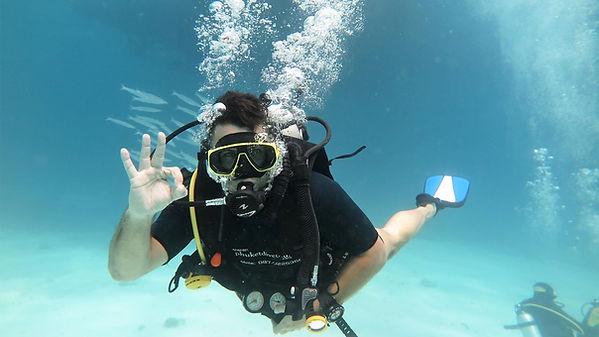 Open Water | Mergulho | Passeio | KrakenMergulho | Cabo Frio | Primeiro Mergulho | Cursos Mergulho