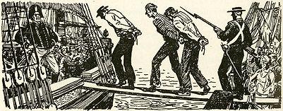 Impessment of Sailors